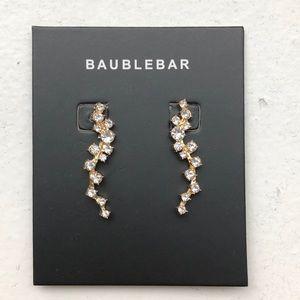 Brand New, Unworn BaubleBar Climber Earrings